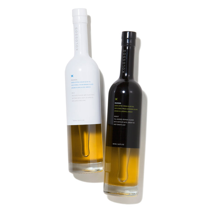 <p>Kolossos Unfiltered Greek Extra Virgin Olive Oil</p>
