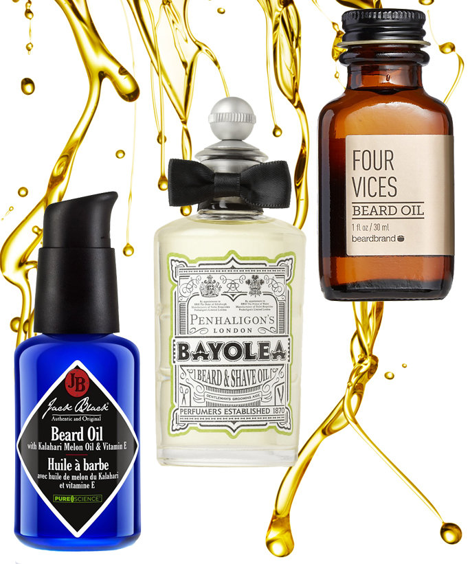 The 8 Best Beard Oils to Tame His Movember Scruff