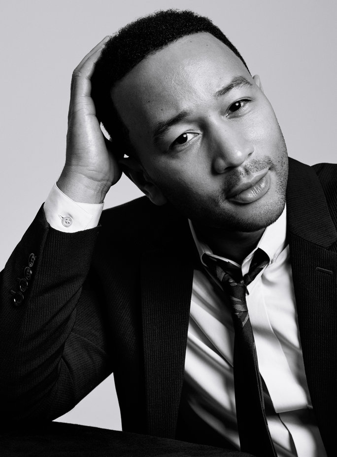 """John Legend on Why He Supports Educational Opportunities: """"I Grew Up in a Family That Didn't Have a Lot of Money"""""""
