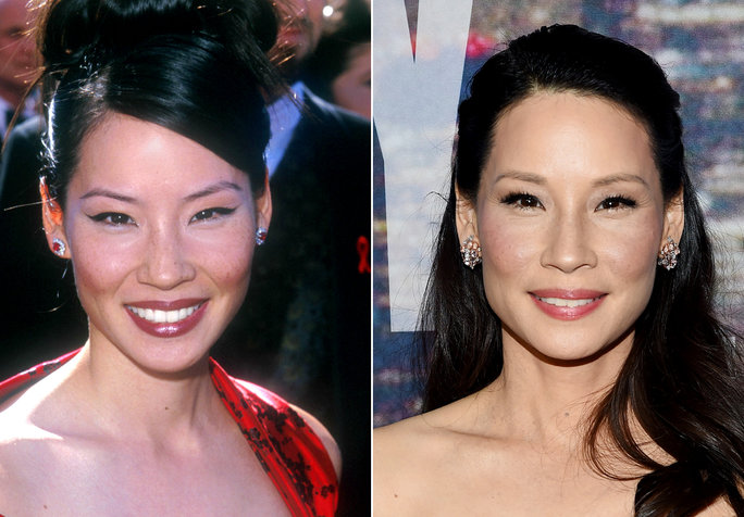 New Mom Lucy Liu Turns 47! See Her Changing Looks Through the Years