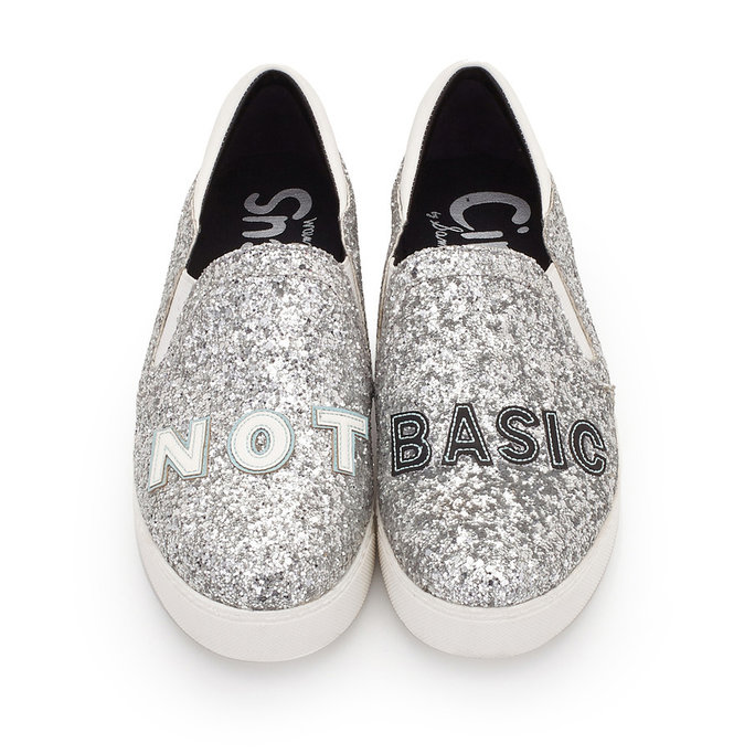 """CIRCUS BY SAM EDELMEN """"NOT BASIC"""" SNEAKERS"""