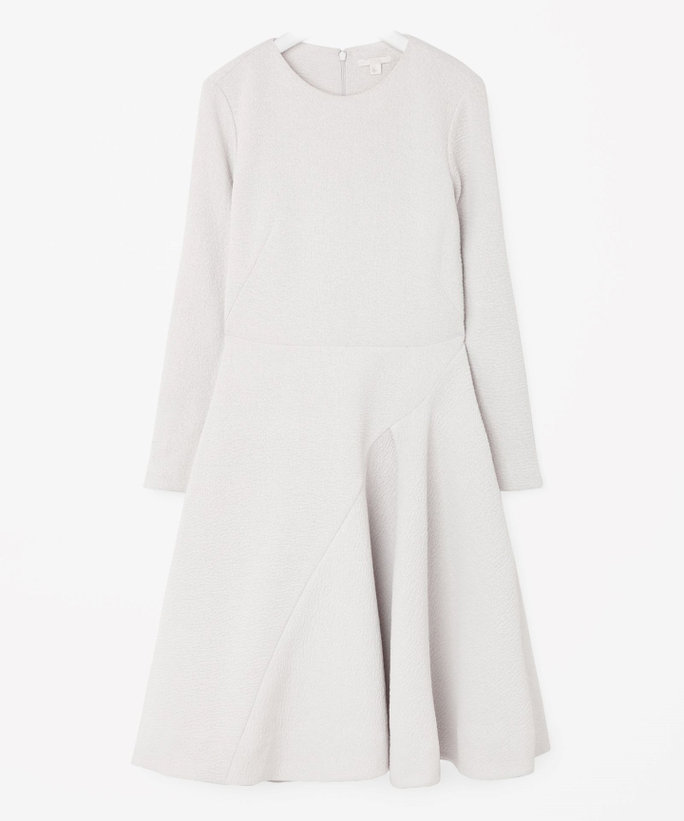 Warm Winter White Dresses - Winter White Dresses - InStyle.com