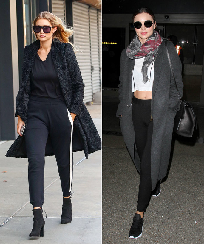 7 Ways to Rock Sweatpants in Public—and Still Look Good