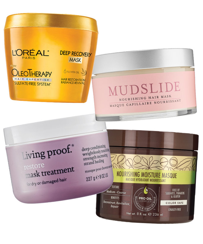 These 10 Hair Masks Will Save Your Life (or at Least Your Hair)