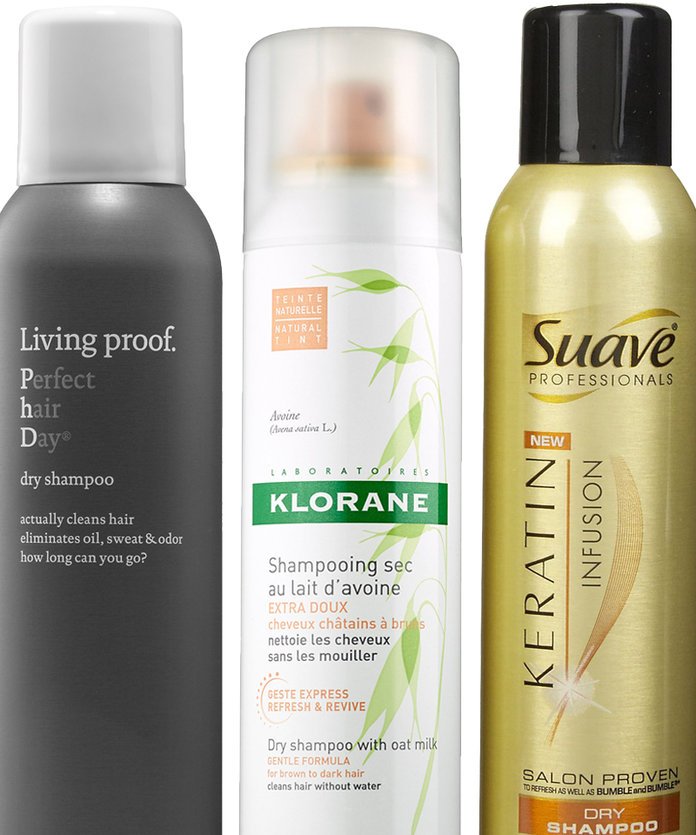 The 9 Best Dry Shampoos, Ranked | InStyle.com