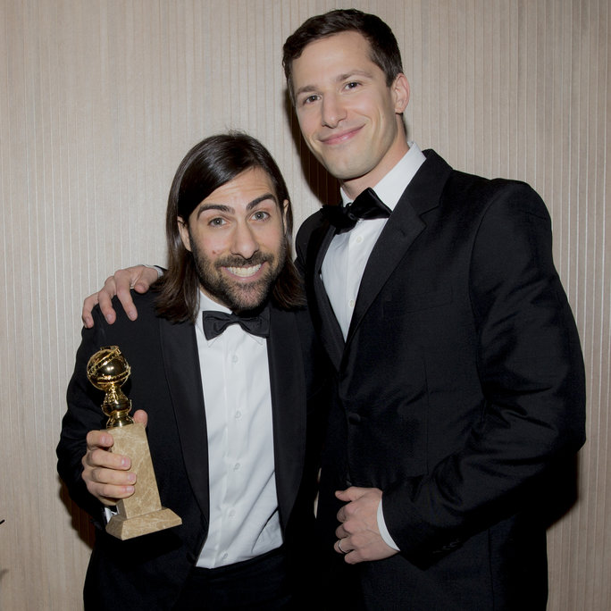 Andy Samberg and Jason Schwartzman