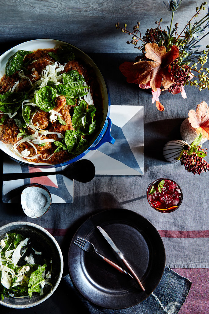 4 Easy Recipes for a Cozy Winter Dinner Party