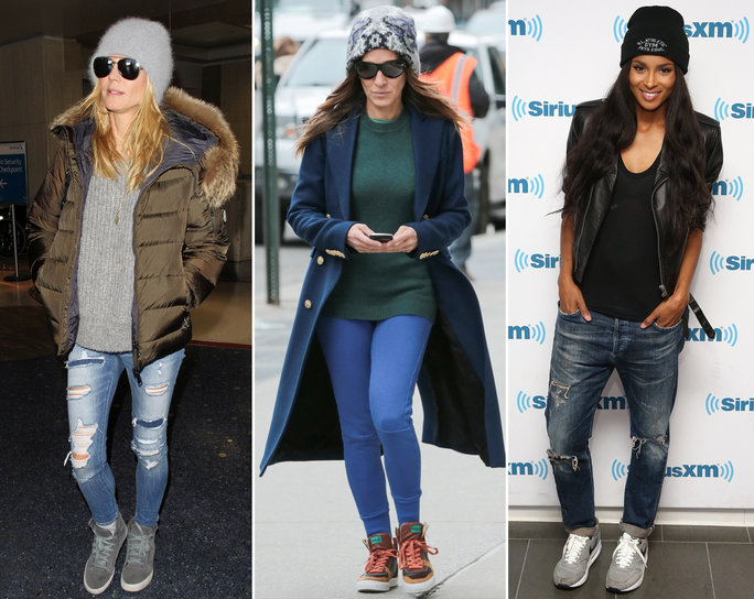 How to Wear a Beanie Like a Celebrity
