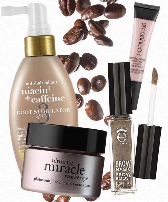 Boost Your Beauty Regimen With These 8 Caffeine-Infused Products