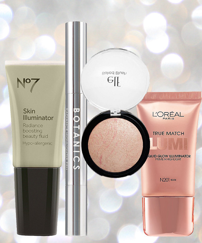 The Best Drugstore Highlighters for an Instant Winter Glow