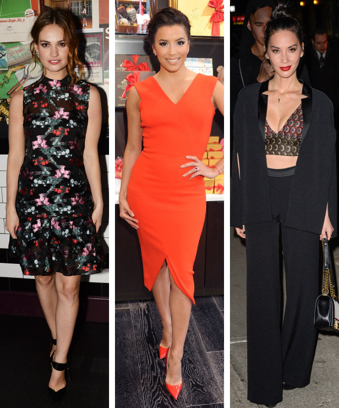 5 Totally Easy Celebrity,Inspired Outfits to Wear on Date Night