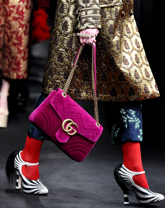 Gucci Accessories Fall 2016 - LEAD