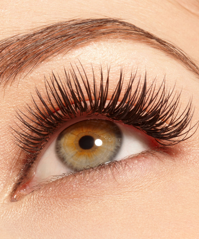 Natural Looking False Eyelashes For Small Eyes