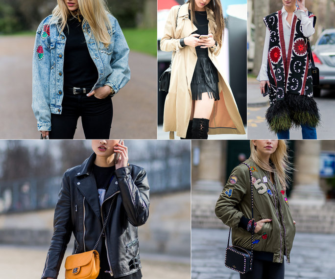 Transitional Jackets Street Style Lead