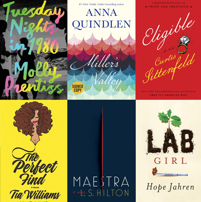 <em>InStyle</em> Book Club: 6 Buzzy April Titles to Read on a Rainy Day
