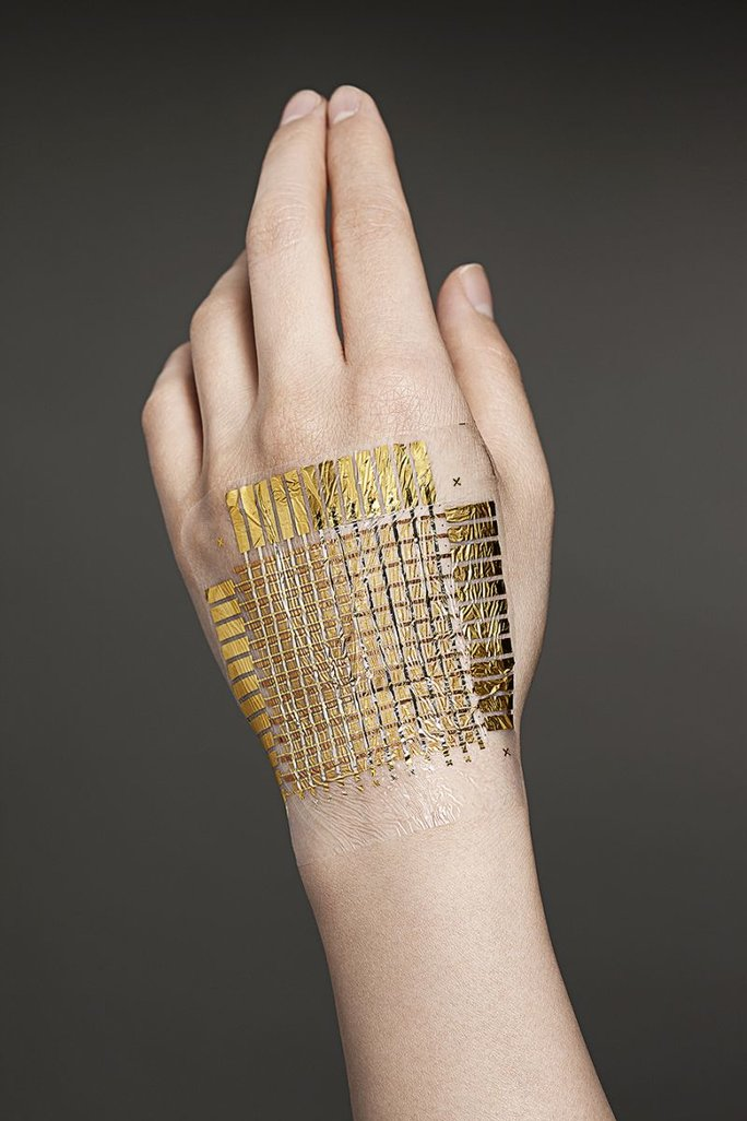 Meet the Smartest Temporary Tattoo You'll Ever See