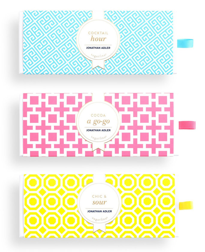 <p>Sugarfina Loves Jonathan Adler Gift Tower</p>