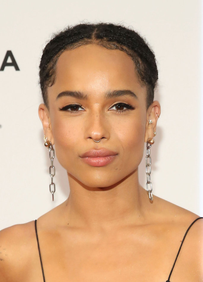 Zoë Kravitz Just Got a HUGE New Beauty Gig