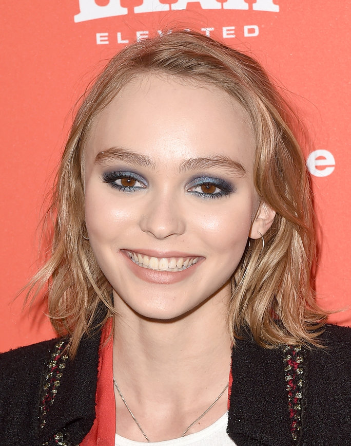 Lily Rose Depp's Met Ball Makeup Is Your New Go-To Look