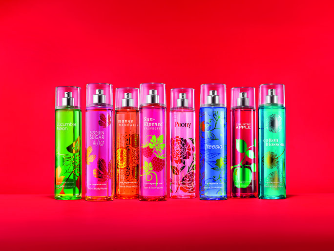 Bath & Body Works Is Bringing Back Your Fave '90s Scents...Again