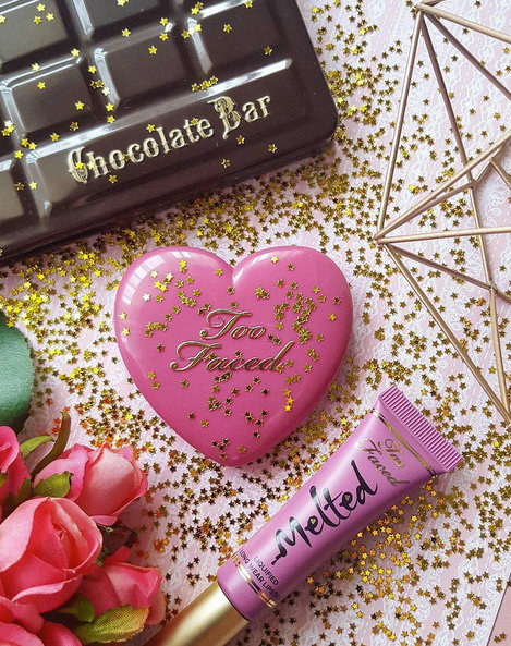Too Faced Just Gave A Sneak Peek Of Their Upcoming Funfetti Blushes