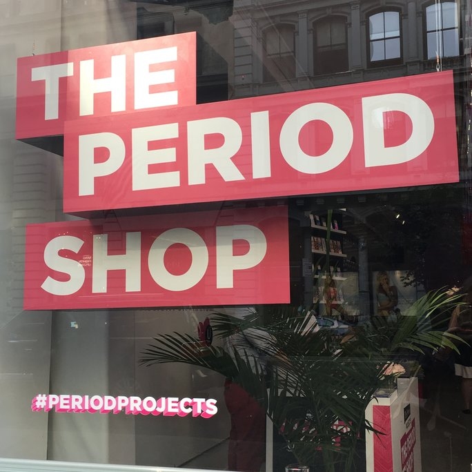 Yes, a Store Specifically for Your Period Exists