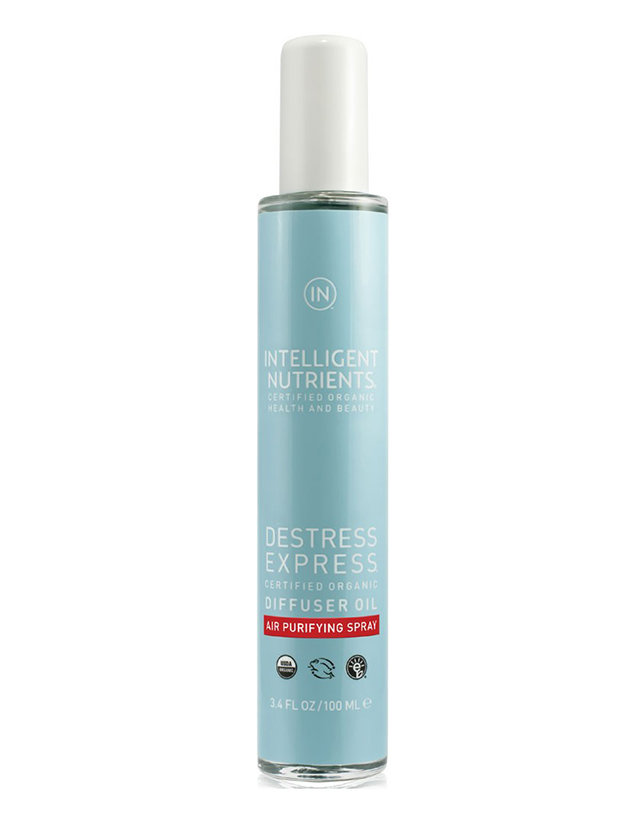 <p>Intelligent Nutrients Destress Express Diffuser Oil and Air Purifying Spray </p>