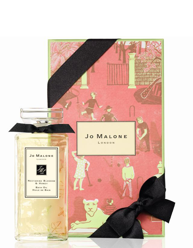 Jo Malone London Summer Afternoon by Marthe Armitage Nectarine Blossom & Honey Bath Oil