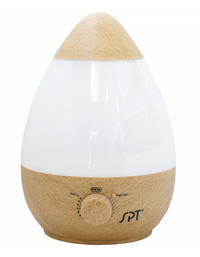 <p>SPT Ultrasonic Humidifier with Fragrance Diffuser</p>