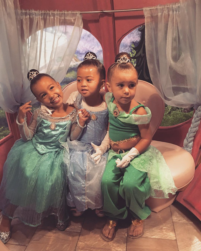 Celebrate North West's Third Birthday with Her Cutest Instagram Moments