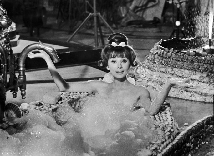 Presenting, theMost Sophisticated Bubble Bath You Will Ever Take
