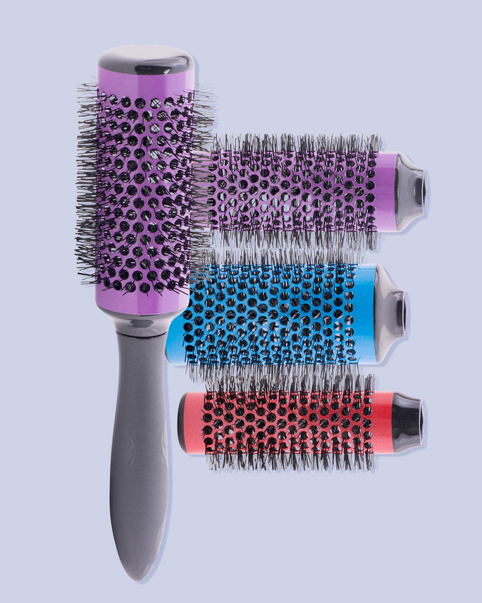 This Brush Will <em>Completely</em> Change Your At-Home Blowouts