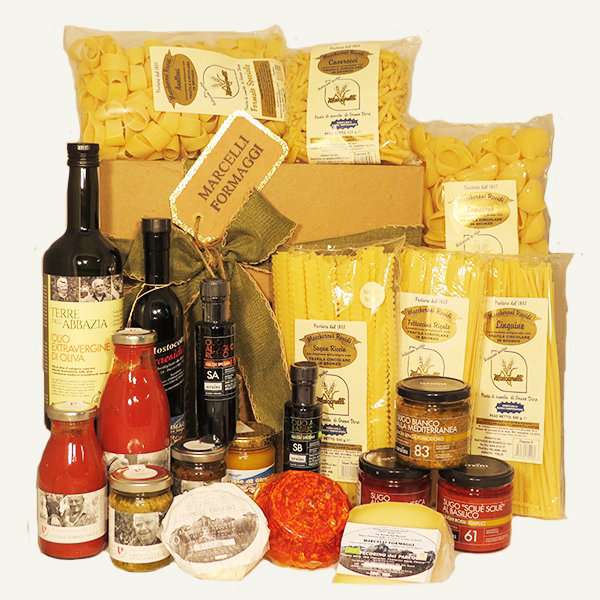 <p>MARCELLI FORMAGGI BIG CHEESE GIFT BOX COLLECTION </p>