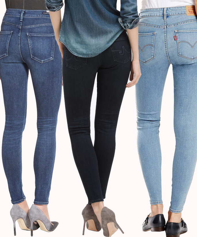 Best skinny jeans for big legs