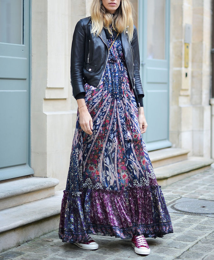 <p>Go For an Off-Duty Look</p>