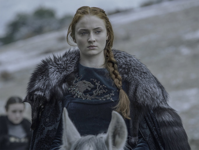 <p><strong>Sansa Stark kills off the show's most-hated villain</strong></p>