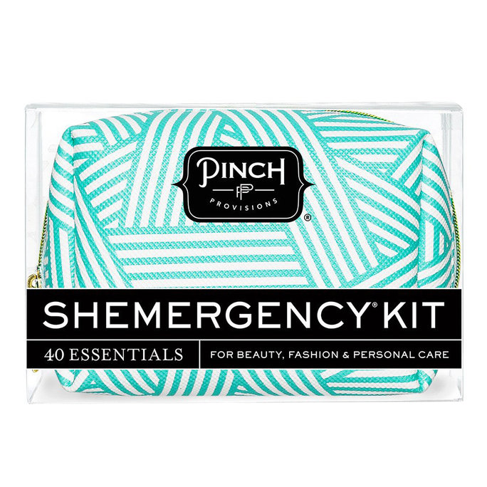 <p>Pinch Provisions Criss Cross Shemergency Kit </p>