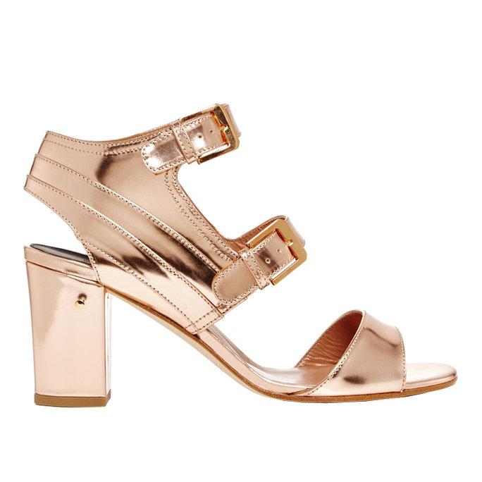 <p>Laurence Decade Heeled Sandals</p>