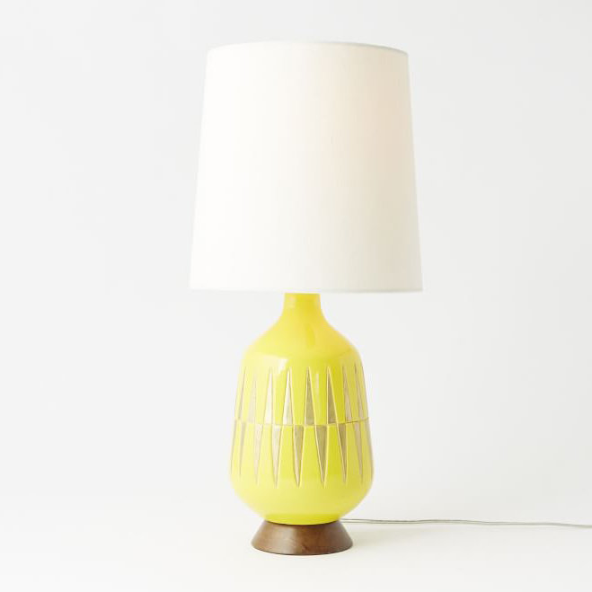 <p>Mid-Century Table Lamp</p>