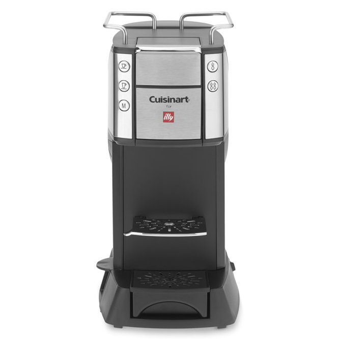 <p>Cuisinart Single-Serve Espresso Maker</p>