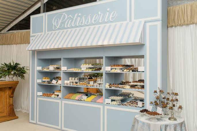 Make Your Dessert Display A Design Piece