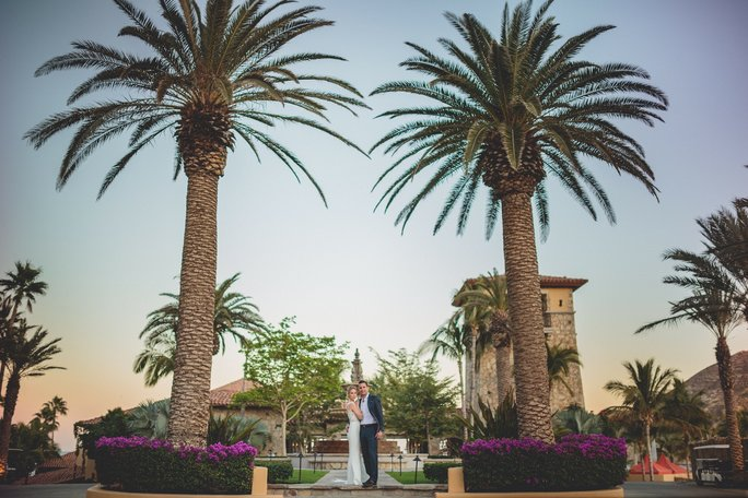 Jade Port's Romantic Beach Wedding in Mexico Will Leave You Speechless