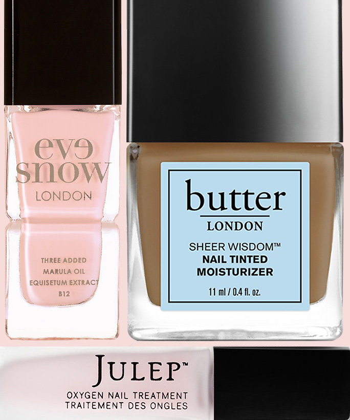 Tough As Nails: The 10 Best Nail Polish-Treatment Hybrids