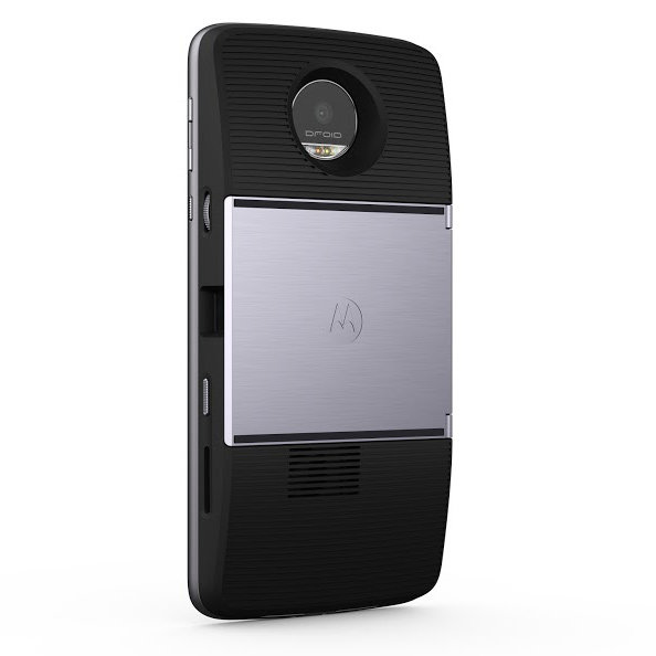 Moto Z Droid InstaShare Projector