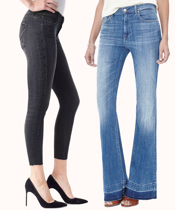 A Guide to the Best Jeans for Petite Women