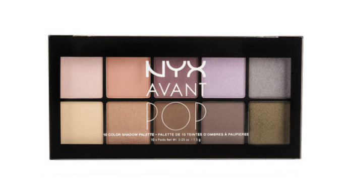 NYX Avant Pop! Palette in Nouveau Chic