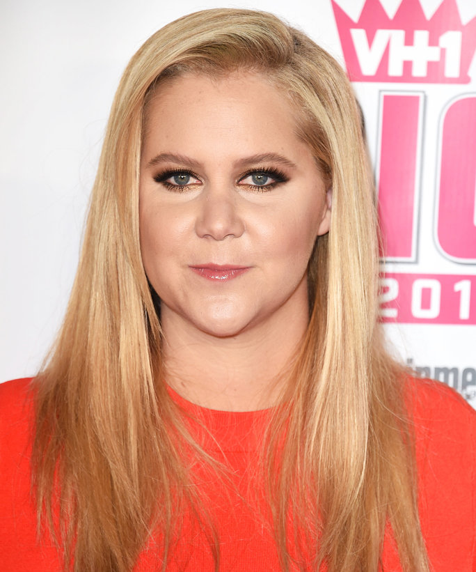 Amy Schumer Was a Bridesmaid This Weekend! See the Cute Photos