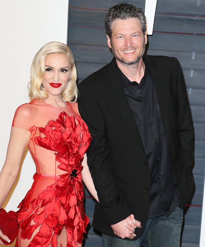 Gwen Stefani And Her Kids Have A Blast At Blake Shelton's