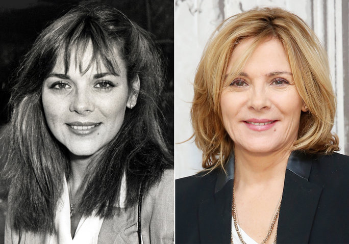 Kim Cattrall Turns 60: See Her Transformation Through the Years
