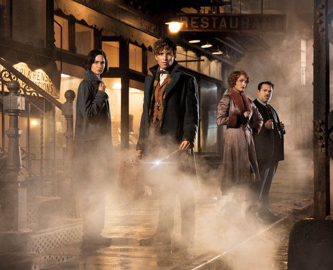 <p><em>Fantastic Beasts and Where to Find Them</em></p>